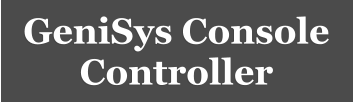 GeniSys Console Controller
